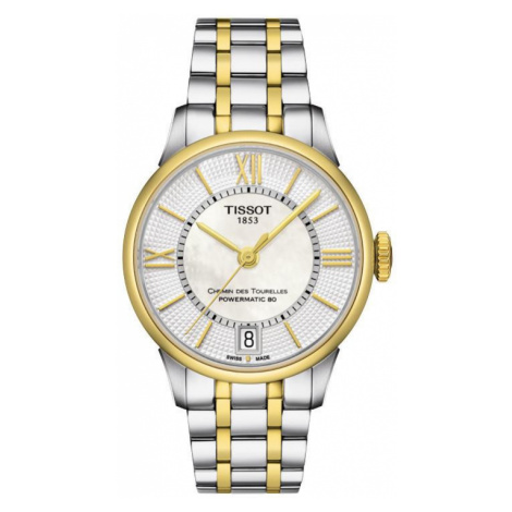 Tissot Watch Chemin des Tourelles Ladies