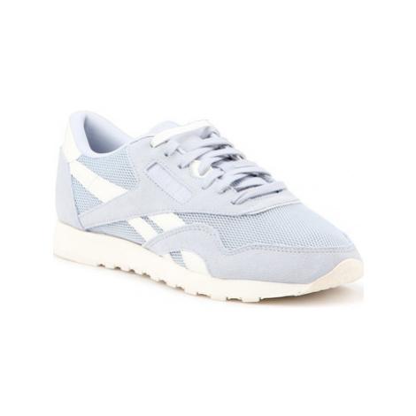 Reebok Sport CL Nylon Mesh M Women CN0632 women's Shoes (Trainers) in Blue
