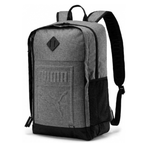 Puma S BACKPACK gray - Sports backpack