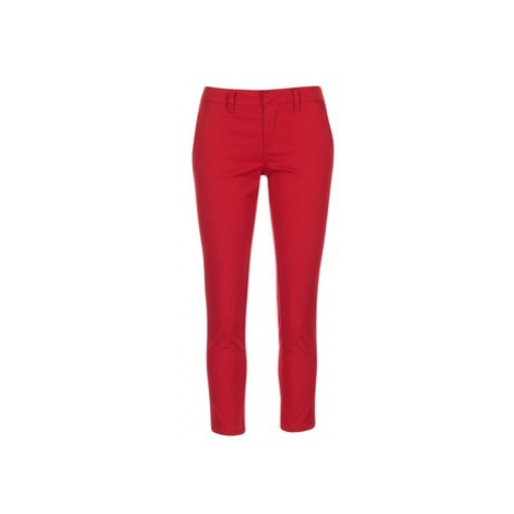 Volcom GMJ FROCHICKIE PANT women's Trousers in Red