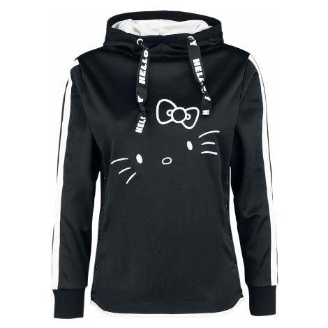 Hello Kitty - Face - Girls sweatshirt - black