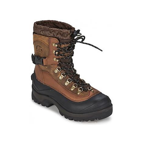 Sorel CONQUEST men's Snow boots in Brown