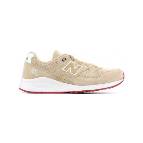 New Balance M530VCC men's Shoes (Trainers) in Brown