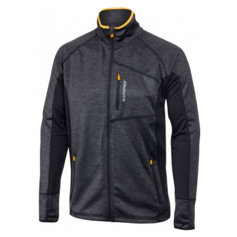 Klimatex KASPER grey - Men's outdoor sweatshirt