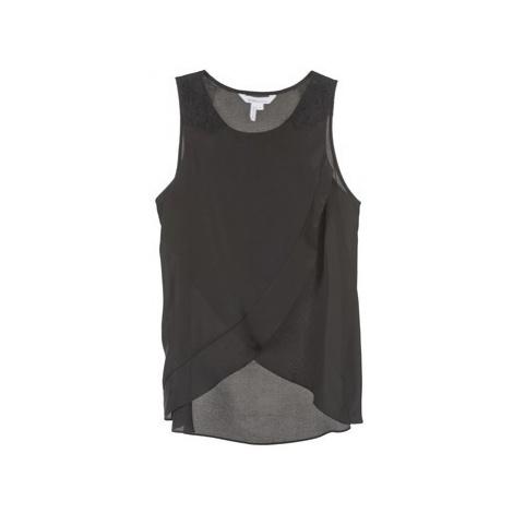 BCBGeneration 616725 women's Vest top in Black