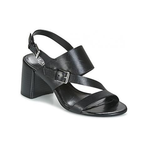 Lauren Ralph Lauren FLORIN women's Sandals in Black