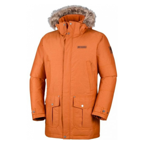 Columbia TIMBERLINE RIDGE JACKET orange - Men's jacket