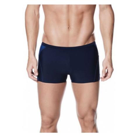 Nike POLY SOLID dark blue - Men's swim shorts