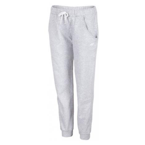 4F WOMENS TROUSERS gray - Women's sweatpants