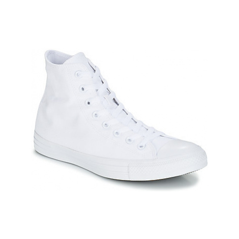 Converse ALL STAR MONOCHROME HI women's Shoes (High-top Trainers) in White
