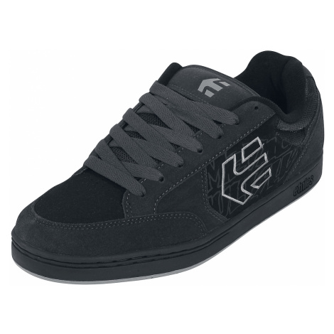 Etnies - Metal Mulisha Swivel - Sneakers - dark grey-black