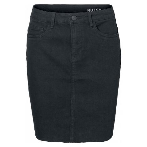 Noisy May - Callie Short Skirt - Skirt - black