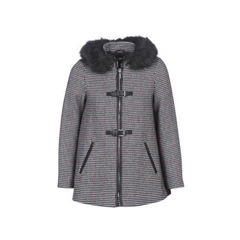Morgan GRITO women's Coat in Grey