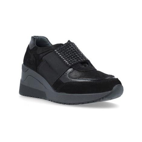 Igi co Igi Co 2150 Women's Sneakers women's Casual Shoes in Black Igi&Co