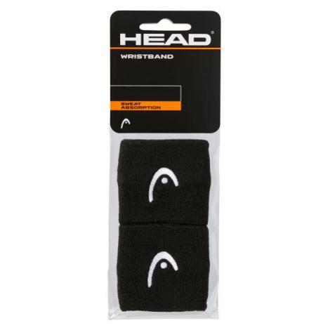 Head WRISTBAND 2,5 black - Wristband