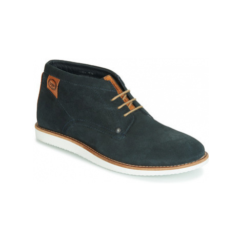 Base London BUSTER men's Mid Boots in Blue