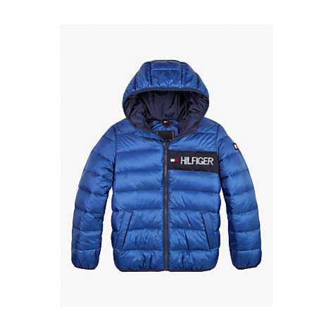 Tommy Hilfiger Boys' Essential Padded Jacket, Navy