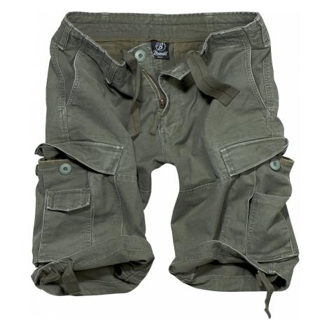 Brandit - Vintage Shorts - Vintage shorts - olive