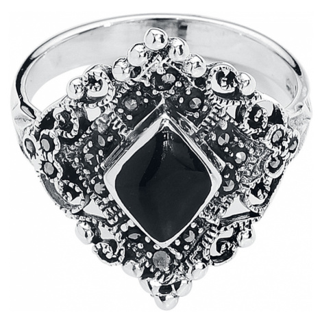 Gothic - - Ring - silver-coloured