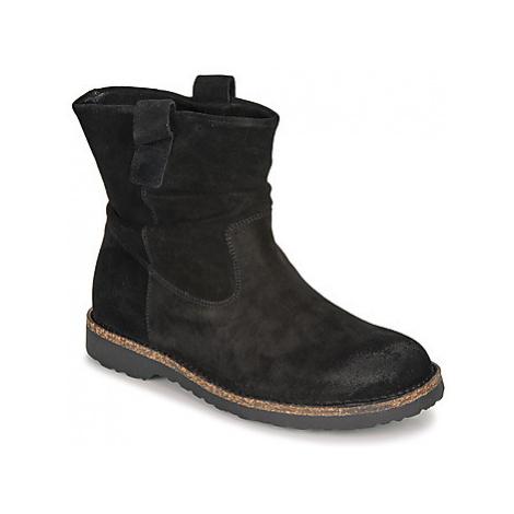 Birkenstock LUTON women's Mid Boots in Black