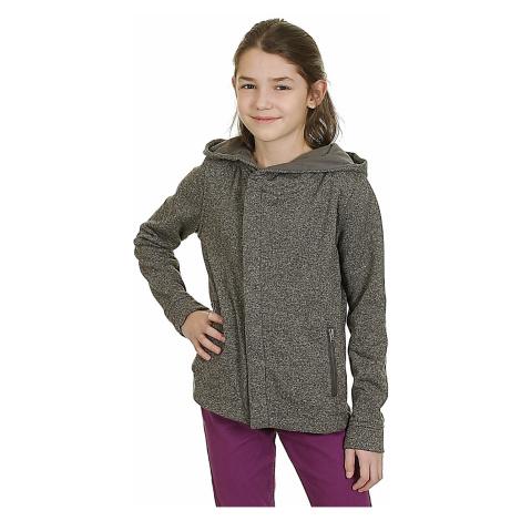 Roxy World Up Zip Sweatshirt - SJMH/Heather Gray