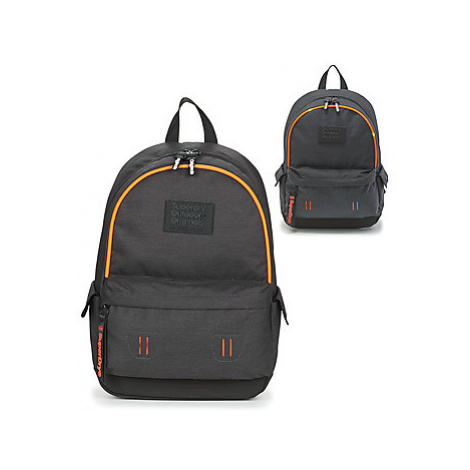 Superdry STROBE LIGHT MONTANA men's Backpack in Grey
