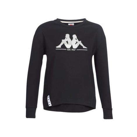 Kappa YOLDIE women's Sweatshirt in Black