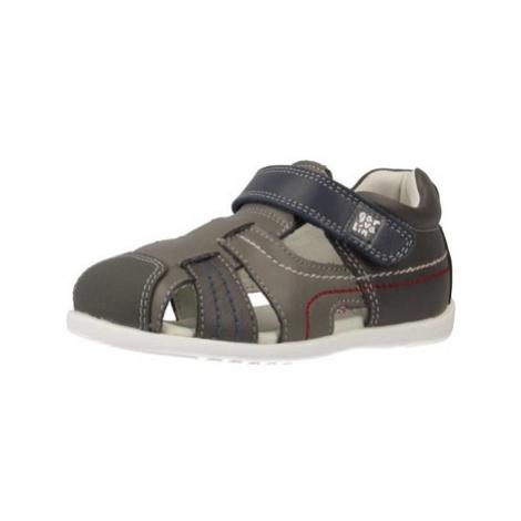 Garvalin 192347 boys's Children's Sandals in Grey Garvalín