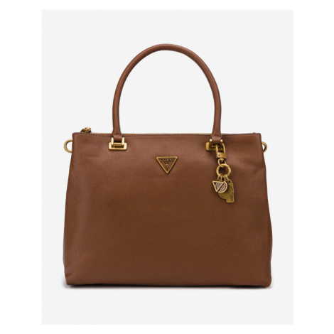 Guess Destiny Society Handbag Brown