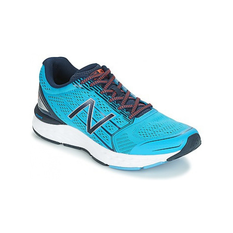 New Balance M680 women's Trainers in Blue