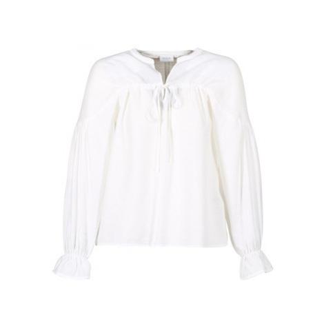 Vila VIRANNY women's Blouse in White