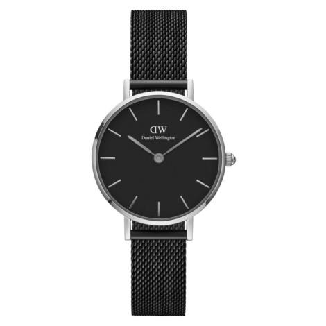 Ladies Daniel Wellington Petite 28 Ashfield Black Watch