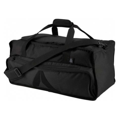 Reebok ACTIVE ENHANCED GRIP BAG LARGE black - Sports bag