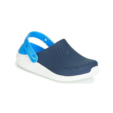 Crocs LITERIDE CLOG K girls's Children's Clogs (Shoes) in Blue