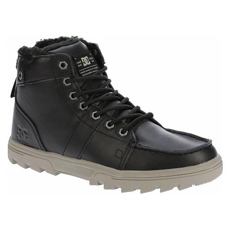 shoes DC Woodland - BT0/Black/Tan