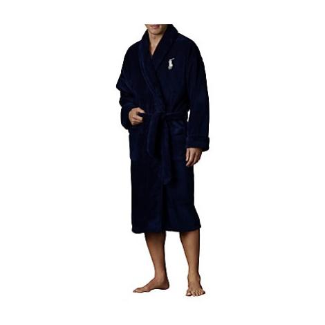 Polo Ralph Lauren Shawl Collar Robe, Navy