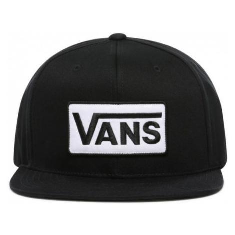 Vans MN PATCH SNAPBACK black - Men's baseball cap