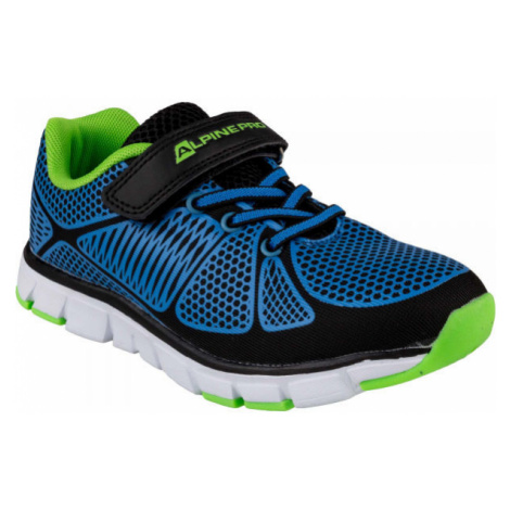 ALPINE PRO FISHERO dark blue - Children's sports shoes