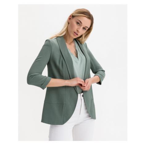 Vero Moda Ethakatey 3/4 Blazer Green