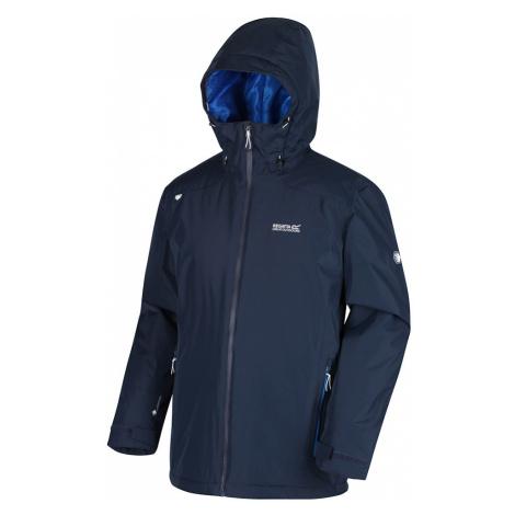 Regatta Mens Thornridge II Waterproof Insulated Jacket-Navy-M