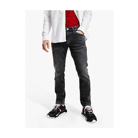 Tommy Jeans Slim Scanton Flag Pocket Recycled Cotton Jeans Tommy Hilfiger