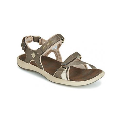 Columbia KYRA III women's Sandals in Brown