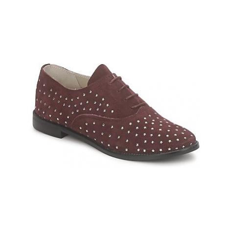 Meline DERMION BIS women's Smart / Formal Shoes in Purple