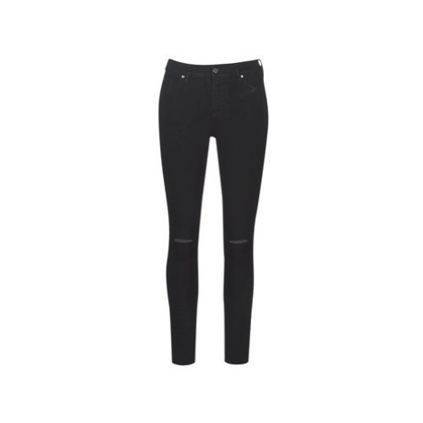 Armani Exchange 6GYJ10-Y2HDZ-0206 women's Skinny Jeans in Black