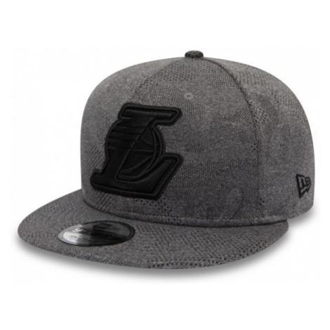 New Era 9FIFTY MLB MLB ENGINEERED PLUS LOS ANGELES LAKERS grey - Men's club baseball cap