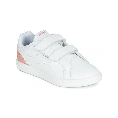 Reebok Classic REEBOK ROYAL COMP CLN 2V girls's Children's Shoes (Trainers) in White
