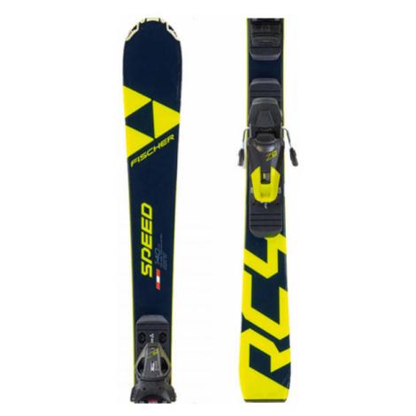Fischer SPEED JR. + RC4 Z9 - Junior downhill skis