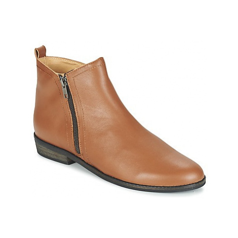 So Size SALVAJE women's Mid Boots in Brown