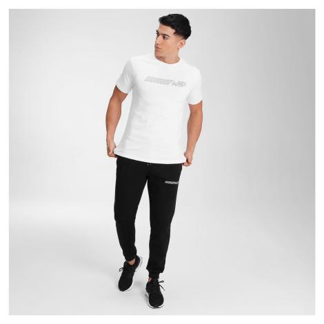 MP Men's Outline Graphic Short Sleeve T-Shirt - White