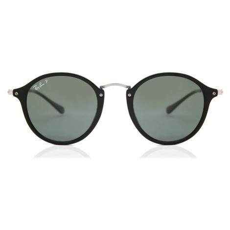 Ray-Ban Sunglasses RB2447 Round Fleck Polarized 901/58